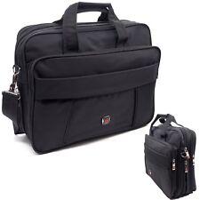 """Housse sac bandoulière sacoche ordinateur cartable Portable PC Nylon 17"""""""