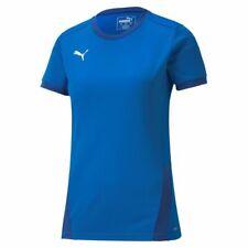 Puma Football Soccer Womens Ladies Sport Training Short Sleeve SS Jersey Shirt