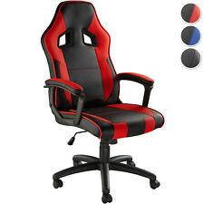 Fauteuil chaise gamer de bureau siège design confortable pivotante