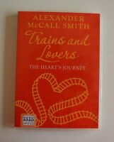 Trains and Lovers - by Alexander McCall Smith - MP3CD - Audiobook
