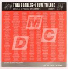 Tina Charles, I Love To Love   Vinyl Record *USED*