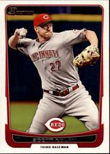 2012 Bowman Baseball #154 Scott Rolen Cincinnati Reds
