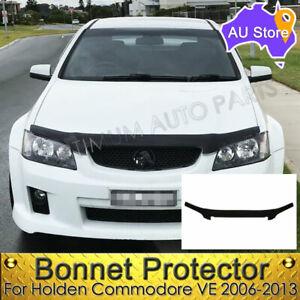 Premium Black  Bonnet Protector Guard for Holden Commodore VE 2006-2013