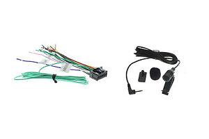 16PIN WIRE HARNESS & MICROPHONE FOR PIONEER AVIC-6100NEX AVIC6100NEX
