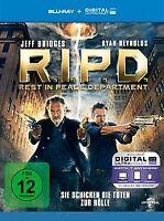 R.I.P.D.  (inkl. Digital Ultraviolet) [Blu-ray] von ... | DVD | Zustand sehr gut