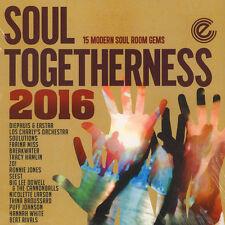 V.A. - Soul Togetherness 2016 (Vinyl LP - UK - Original)