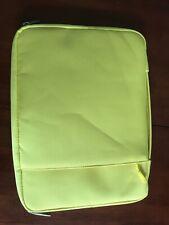 Mosiso Laptop Tablet Ipad Bag Sleeve Yellow