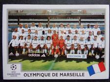 Panini Champions League 1999-2000 - Team Photo (Olymp. de Marseille) #137