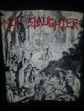 Rare NunSlaughter Shirt Size L Sarcófago Possessed Sodom Slayer