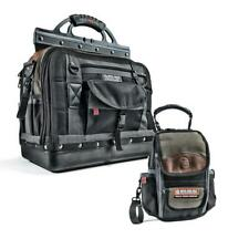 Veto Pro Pac Laptop XLT Tool Carry Bag & Heavy Duty Clip On Meter Belt Pouch MB