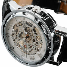 Unbranded Round Wristwatches with 12-Hour Dial