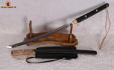 Full Functional Japanese Samurai Sword Sharp 9260 Spring Steel Blade Handmade