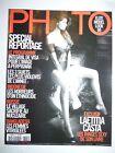 PHOTO FRENCH MAGAZINE #362 septembre 1999 special reportage Laetitia Casta