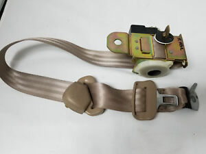 OEM 1996-99 Ford Taurus Mercury Sable Right Rear Seat Belt Assembly Retractor