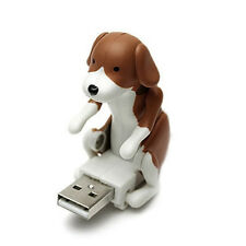 Funny Cute Cartoon Dog Model USB Humping Spot Toy High Quality Creative Product