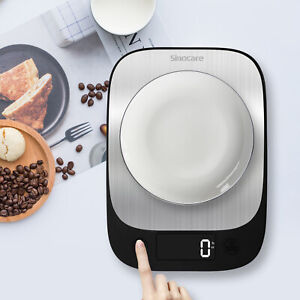 Digital APP Kitchen Scales Electronic Weight Scale For Food Fruit Meat Sinocare
