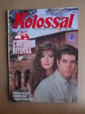 KOLOSSAL n°282 1993 Rivista di Fotoromanzi [G827-1]