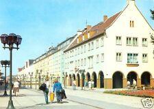 AK, Neubrandenburg, Turmstr., um 1991