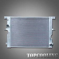 2Row Aluminum RadiatorFor Land Rover Defender 90/110/130 TD5 2.5L Turbo 98-16 MT