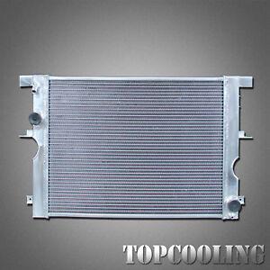 For Land Rover Defender 90/110/130 TD5 2.5L Turbo 98-16 2R Aluminum Radiator MT