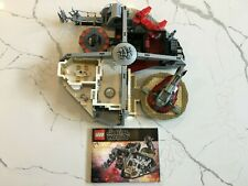 Lego Star Wars Betrayal at Cloud City Set 75222, no minifigures, set only