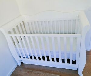 Almost Brand New Baby cots wooden