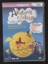 DVD AVENTURE D ICI 4 HISTOIRES ANIMEES POUR DEVELOPPER L EVEIL A PARTIR DE 6 ANS