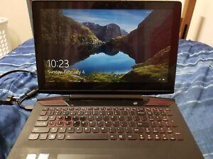 lenovo Y700 ideapad(I7-6700HQ,2.60GHz,8GB RAM,1TB HD,NVIDIA GEFORCE GTX)