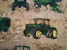 John deere cotton wheat toddler pillowcase personlized
