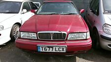 ROVER 820 2.0 STERLING AUTO 136 BHP RED BREAKING FOR SPARES DOOR CLIP
