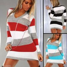 Acrylic Unbranded None Striped Jumpers & Cardigans for Women