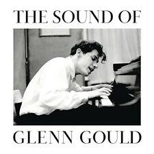 GLENN GOULD - THE SOUND OF GLENN GOULD  CD NEW+ VARIOUS