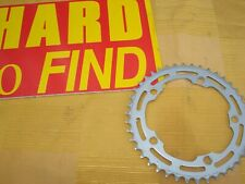 VINTAGE USED 42t/122mm BCD ORIGINAL CHAINRING by STRONGLIGHT 103/104/105 PEUGEOT