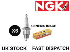6 X NGK COPPER NICKEL SPARK PLUGS ZGR5A 5839 *FREE P&P* BMW