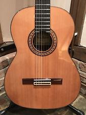 More details for manuel raimundo model 146 solid cedar rosewood spanish classical guitar