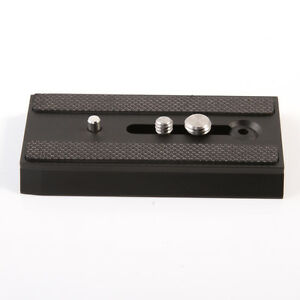 【US】501PL Sliding Quick Release Plate for Manfrotto 501 503 701HDV NG Heads RC5