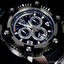 Invicta Reserve Grand Octane Sea Base Swiss Made Sapphire Black 63mm Watch New