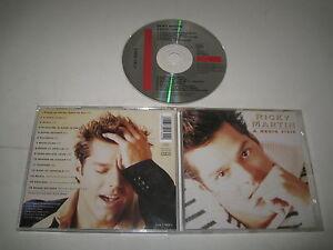 Ricky Martin / a Medio Vivir (Columbia / 489160 2)CD Album