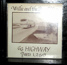 """Willie Murphy and the Bumblebees - 66 Highway Parts 1, 2 & 3 Mint- 2x 7"""" Signed"""