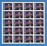 Danny Thomas Forever USPS Stamp Sheet 20 Stamps 2012 US #4628 Hollywood Legend