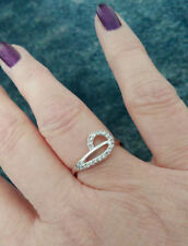 Unbranded White Gold Filled Journey Costume Rings