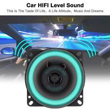 4 Inch 100W Car HiFi Coaxial Speaker Vehicle Door Auto Audio Music Stereo
