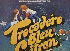 TROCADERO BLEU CITRON disco LP OST Colonna sonora ALEC R. CONSTANDINOS 1978
