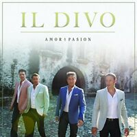 Il Divo - Amor and Pasion [CD]
