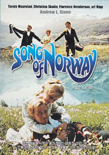 Song Of Norway - Andrew L. Stone, Florence Henderson 1970 / NEW