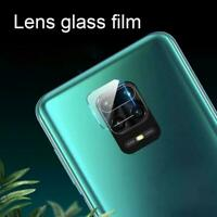 HD Clear Tempered Glass Camera Lens Screen Protector For Xiaomi 9S Note I0J5