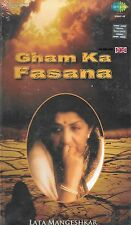 LATA MANGESHKAR - GHAM KA FASANA - NEW SAREGAMA 3CDs PACK - FREE UK POST