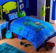 Disney Pixar Monsters University Single Bed Quilt Set Glow in the Dark