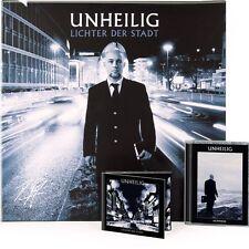 UNHEILIG Lichter der Stadt - Super Deluxe Edition - 2CD + 2DVD + Bilderrahmen