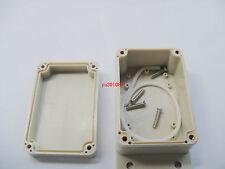 Diy Waterproof Plastic Project Box Electronic Case 100x68x50mm(L*W*H)
